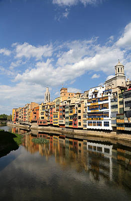 Photograph - Girona 2 by Andrew Fare