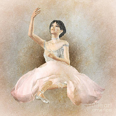 Painting - Giselle by Methune Hively