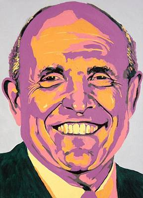 Giuliani Art Print