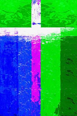 Digital Art - Give God The Praise Four by Payet Emmanuel