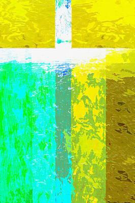 Digital Art - Give God The Praise One by Payet Emmanuel