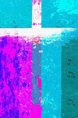 Digital Art - Give God The Praise Seven by Payet Emmanuel