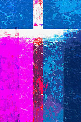 Digital Art - Give God The Praise Three by Payet Emmanuel