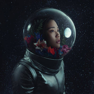 Photograph - Give Me Space by Anya Anti