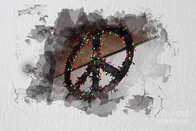 Photograph - Give Peace A Chance by Eddie Lee
