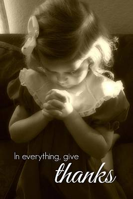 Photograph - Give Thanks Sepia by Valerie Reeves