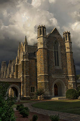 Berry College Photograph - Give Us This Day Our Daily Bread by Jason Blalock