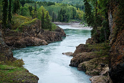 Photograph - Glacial Fed Steelhead Waters by Mary Lee Dereske