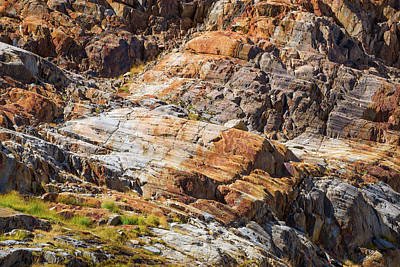 Photograph - Glacial Forces by Alexander Kunz