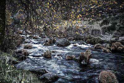 Photograph - Glacial Valley by Edgar Laureano