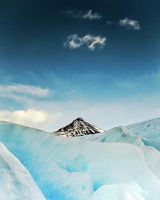 Photograph - Glaciar 44 by Ryan Weddle