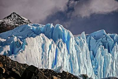 Photograph - Glaciar 45 by Ryan Weddle