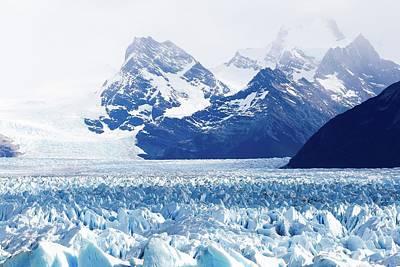 Photograph - Glaciar 55 by Ryan Weddle