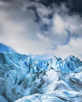 Photograph - Glaciar 85 by Ryan Weddle