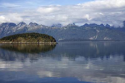 Photograph - Glacier Bay 10 by Richard J Cassato