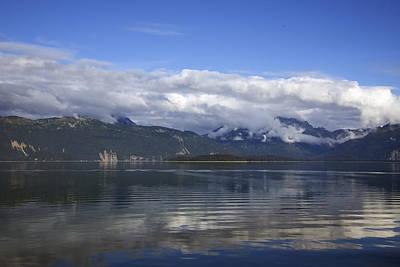 Photograph - Glacier Bay 5 by Richard J Cassato