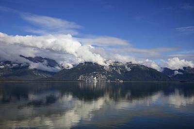 Photograph - Glacier Bay 6 by Richard J Cassato