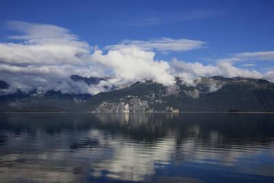 Photograph - Glacier Bay 8 by Richard J Cassato