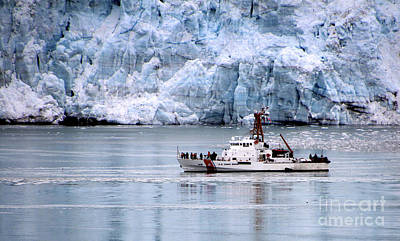 Photograph - Glacier Bay Alaska by Joann Long