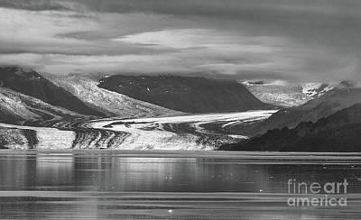 Photograph - Glacier Bay, Alaska by Sandra Bronstein