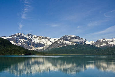 Photograph - Glacier Bay by Ches Black