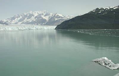 Glacier Bay Art Print by Harold Piskiel