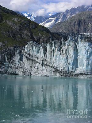 Photograph - Glacier Bay Majesty by Sandra Bronstein