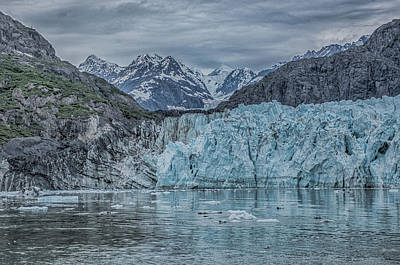 Photograph - Glacier Bay by Patricia Dennis