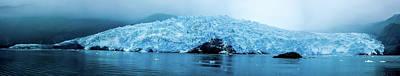 The Bunsen Burner - Glacier by Henry Gray