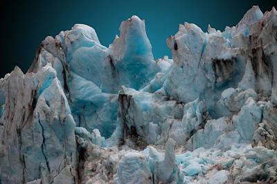 Photograph - Glacier Mountain by Brian Stevens