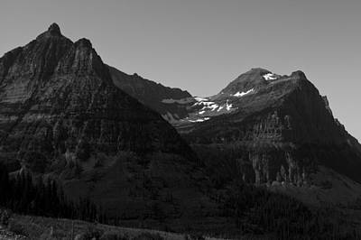 Glacier National Park 2 Art Print