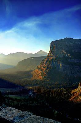 Photograph - Glacier Park by Roy Nierdieck