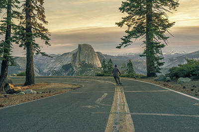 Photograph - Glacier Point Adventure by Alpha Wanderlust