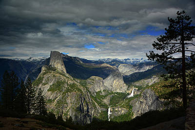 Photograph - Glacier Point by Raymond Salani III