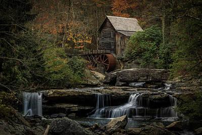 Photograph - Glade Creek Grist Mill by Jonas Wingfield