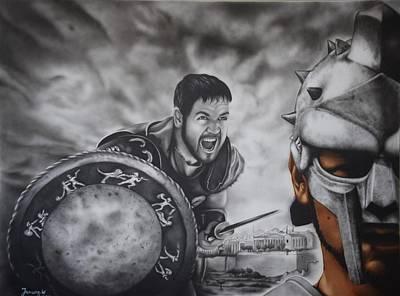 ''gladiator'' Russell Crowe Original