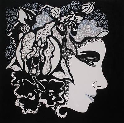 Painting - Glafira Rosales by Yelena Tylkina