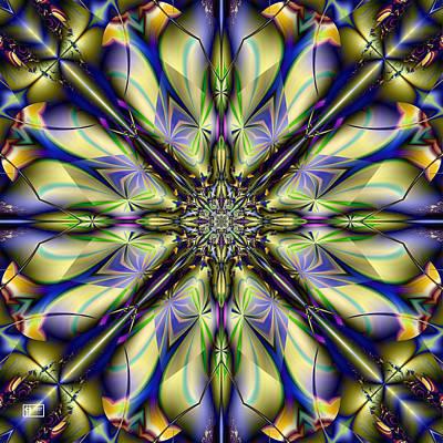 Digital Art - Glam by Jim Pavelle