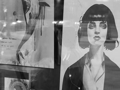 Photograph - Glamor My Reflection  by Jerry Cordeiro