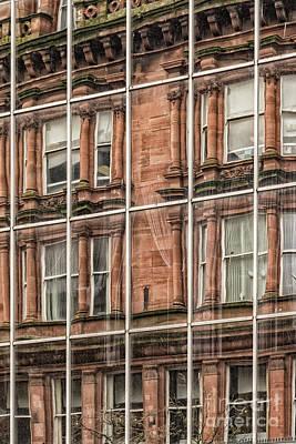 New Glasgow Photograph - Glasgow Modern Vintage by Antony McAulay