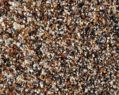 Photograph - Glass Beach Kauai by Joe  Palermo