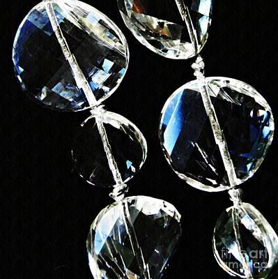 Photograph - Glass Beads by Sarah Loft