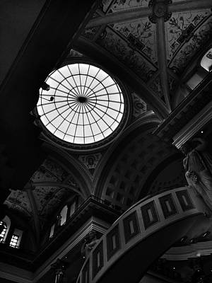 Photograph - Glass Ceiling by Angela King-Jones