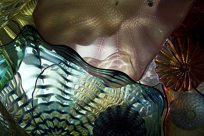 Photograph - Glass Ceiling Iv by David Patterson