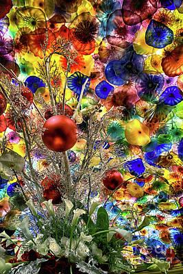 Glass Ecstasy Art Print