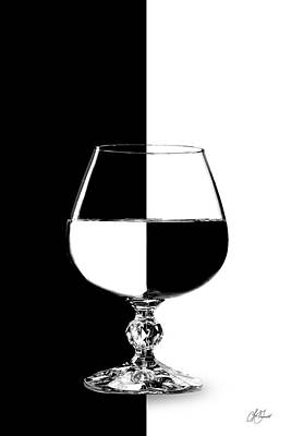 Photograph - Glass Half Full by Lori Grimmett