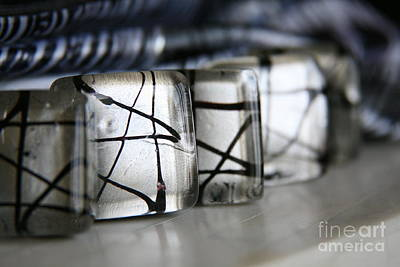 Photograph - Glass Is The New Black... by Lynn England