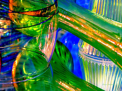 Photograph - Glass Menagerie by Donna Blackhall