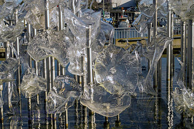 Chihuly Glass Photograph - Glass Museum 2 by Safe Haven Photography Northwest