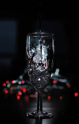 Glass Of... Original by Ivan Vukelic